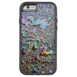 Capa Tough Xtreme Para iPhone 6 Molhe gotas do óleo do olhar com seu nome