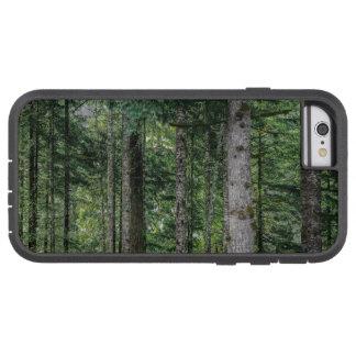 Capa Tough Xtreme Para iPhone 6 Nas madeiras
