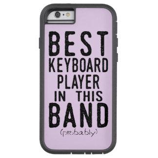 Capa Tough Xtreme Para iPhone 6 O melhor jogador de teclado (provavelmente)