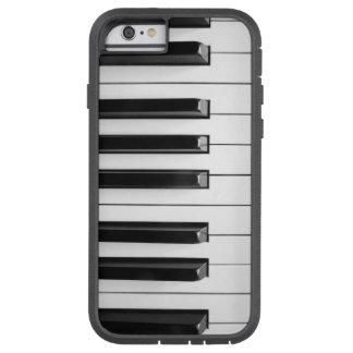 Capa Tough Xtreme Para iPhone 6 O piano fecha o caso resistente do iPhone 6/6s de