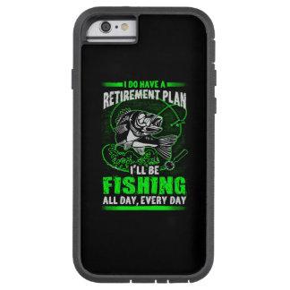 Capa Tough Xtreme Para iPhone 6 Pesca