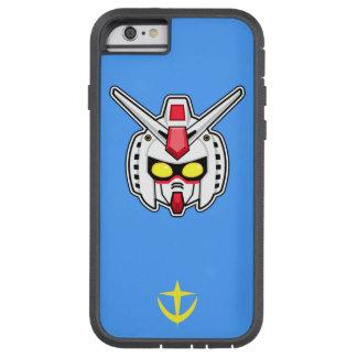 Capa Tough Xtreme Para iPhone 6 Raio Gundam RX78-2 de Amuro