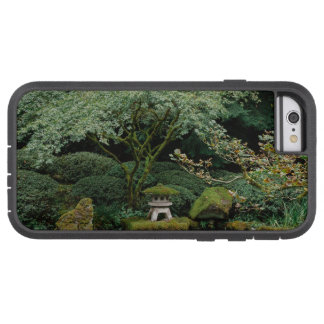 Capa Tough Xtreme Para iPhone 6 Serenidade em um jardim japonês
