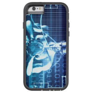 Capa Tough Xtreme Para iPhone 6 Tecnologias integradas em um conceito nivelado