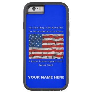 Capa Tough Xtreme Para iPhone 6 Uma nação dividida