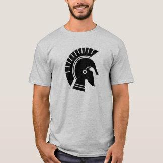 Capacete romano camiseta