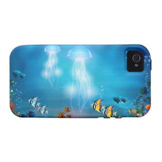 Capas de iphone 7 subaquáticas capinhas para iPhone 4/4S