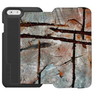 Capas de iphone abstratas capa carteira incipio watson™ para iPhone 6