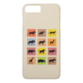 Capas de iphone africanas dos animais