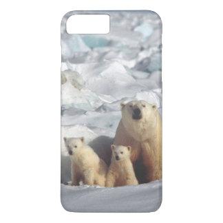 Capas de iphone árticas dos animais selvagens de