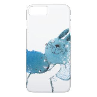 capas de iphone azuis bonito dos coelhos