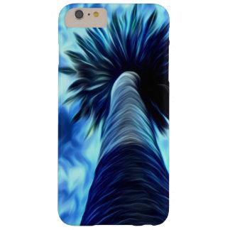 Capas de iphone azuis da palmeira de Califórnia