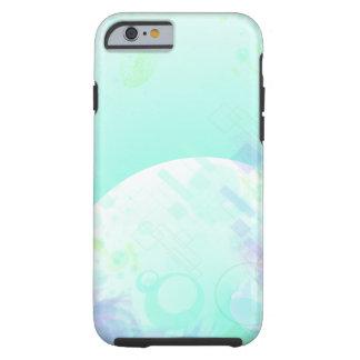 capas de iphone azuis do redemoinho da bolha