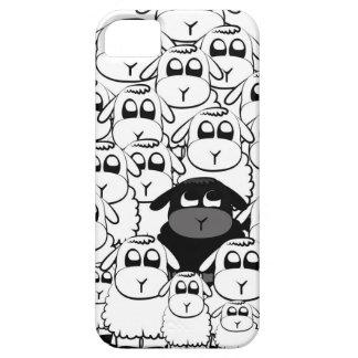 Capas de iphone bonitos das ovelhas negras