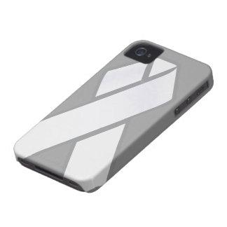 Capas de iphone brancas da fita capinhas iPhone 4