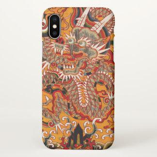 Capas de iphone chinesas imperiais do dragão de