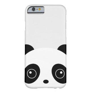 Capas de iphone cinzentas da panda