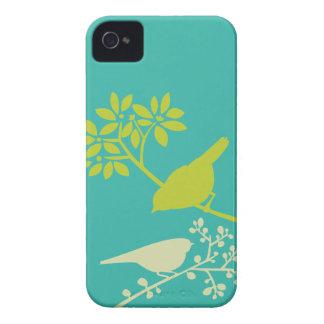 Capas de iphone coloridas do costume dos pássaros capa para iPhone