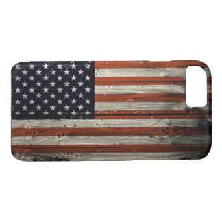 capas de iphone com impressão de madeira americano
