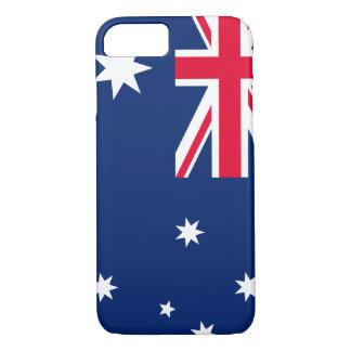 Capas de iphone da bandeira de Austrália