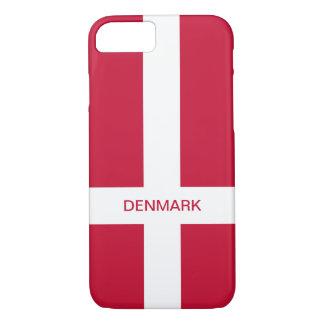 Capas de iphone da bandeira de Dinamarca