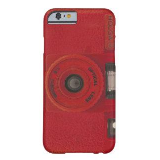 Capas de iphone da câmera de Holga do vintage Capa Barely There Para iPhone 6