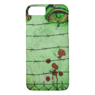 Capas de iphone da case mate de Red Eye do zombi