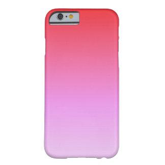 capas de iphone da cor cor-de-rosa e vermelha para