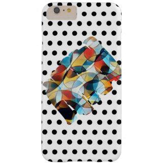 Capas de iphone da cor das bolinhas e do abstrato