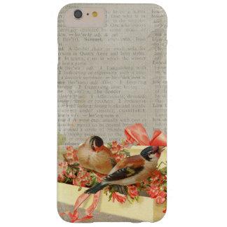 Capas de iphone da fita dos pássaros do impressão