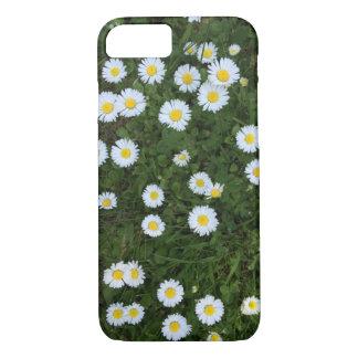 Capas de iphone da flor da margarida