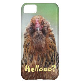 Capas de iphone da galinha