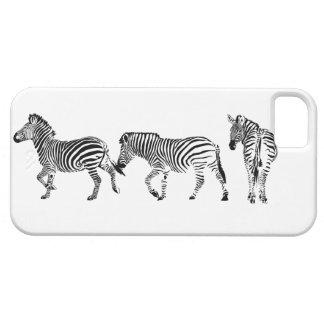 Capas de iphone da zebra
