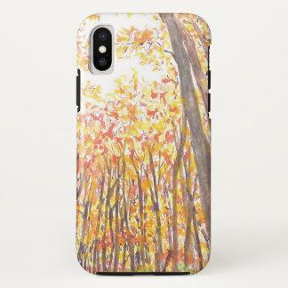 Capas de iphone das árvores da queda