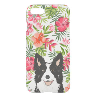 Capas de iphone de border collie - hawaiian