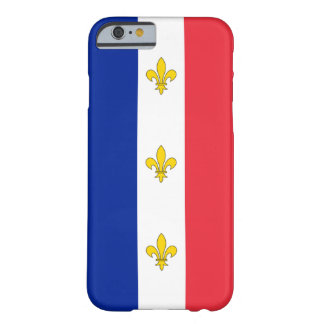 Capas de iphone de France - Tricolour & flores de