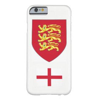 Capas de iphone de Inglaterra - braços & bandeira