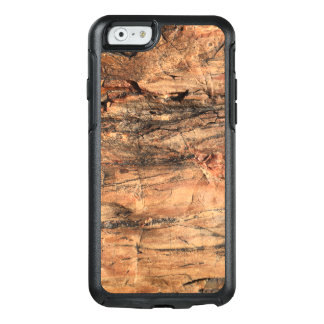 Capas de iphone de madeira naturais do teste