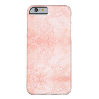 Capas de iphone de mármore de pedra cor-de-rosa do