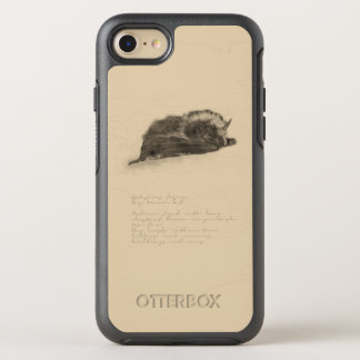 Capas de iphone de Otterbox do Eptesicus Capa Para iPhone 7 OtterBox Symmetry
