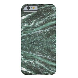 Capas de iphone de pedra de mármore verdes da