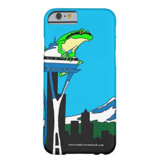 Capas de iphone de Seattle quintessencial,
