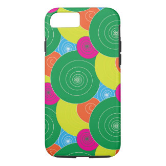 capas de iphone - design espiral floral