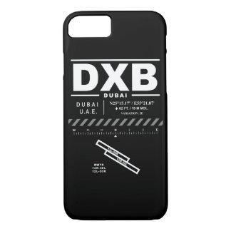 Capas de iphone do aeroporto internacional DXB de