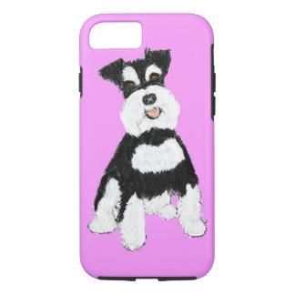 Capas de iphone do amor de filhote de cachorro