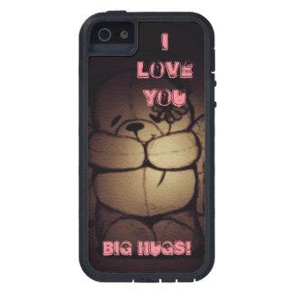 Capas de iphone do amor do urso