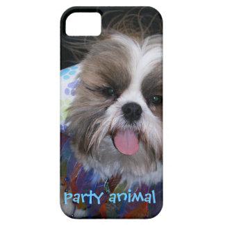 Capas de iphone do animal de partido capa para iPhone 5