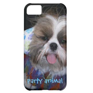 Capas de iphone do animal de partido capa para iPhone 5C