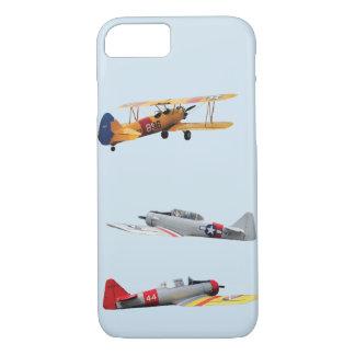 Capas de iphone do avião do vintage