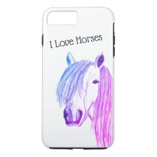 Capas de iphone do cavalo